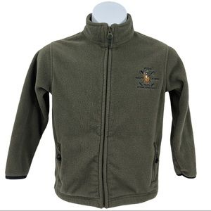 Polo Ralph Lauren Full Zip Fleece Jacket Size 6
